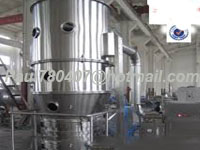 FL Series Fluid Bed Dryer Granulator